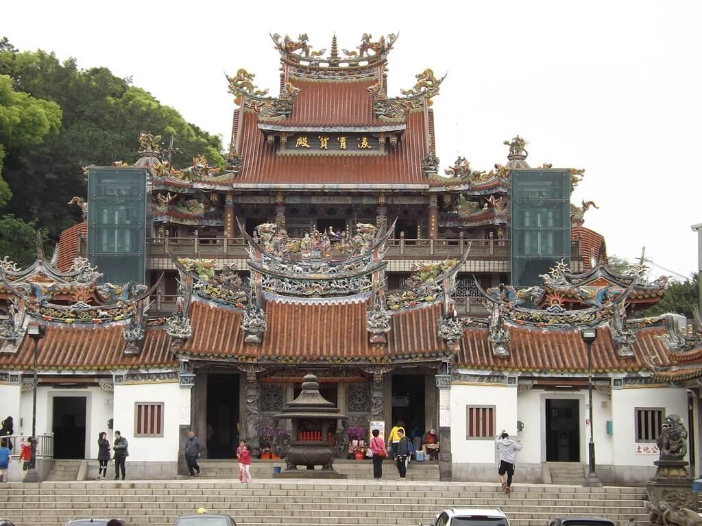 壽山巖觀音寺的圖片:凌霄寶殿正面照