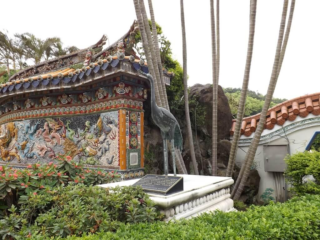 壽山巖觀音寺的圖片:仙鶴