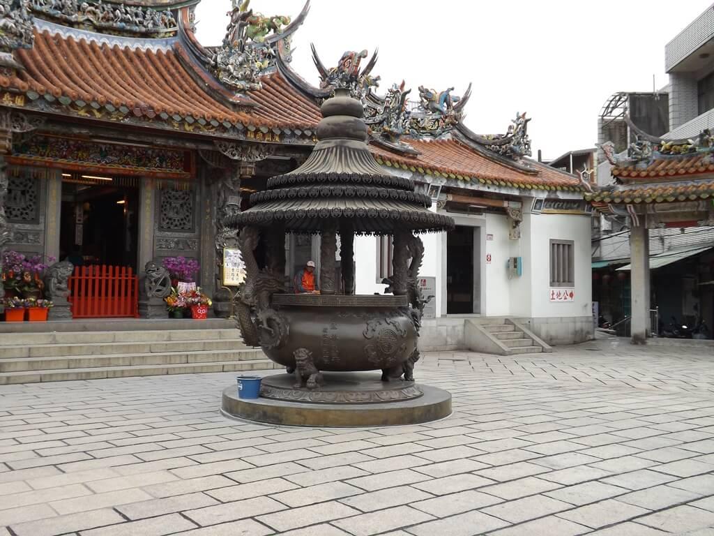 壽山巖觀音寺的圖片:香爐