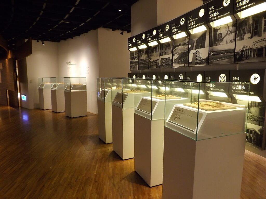 台塑企業文物館的圖片:921小學重建模型圖二