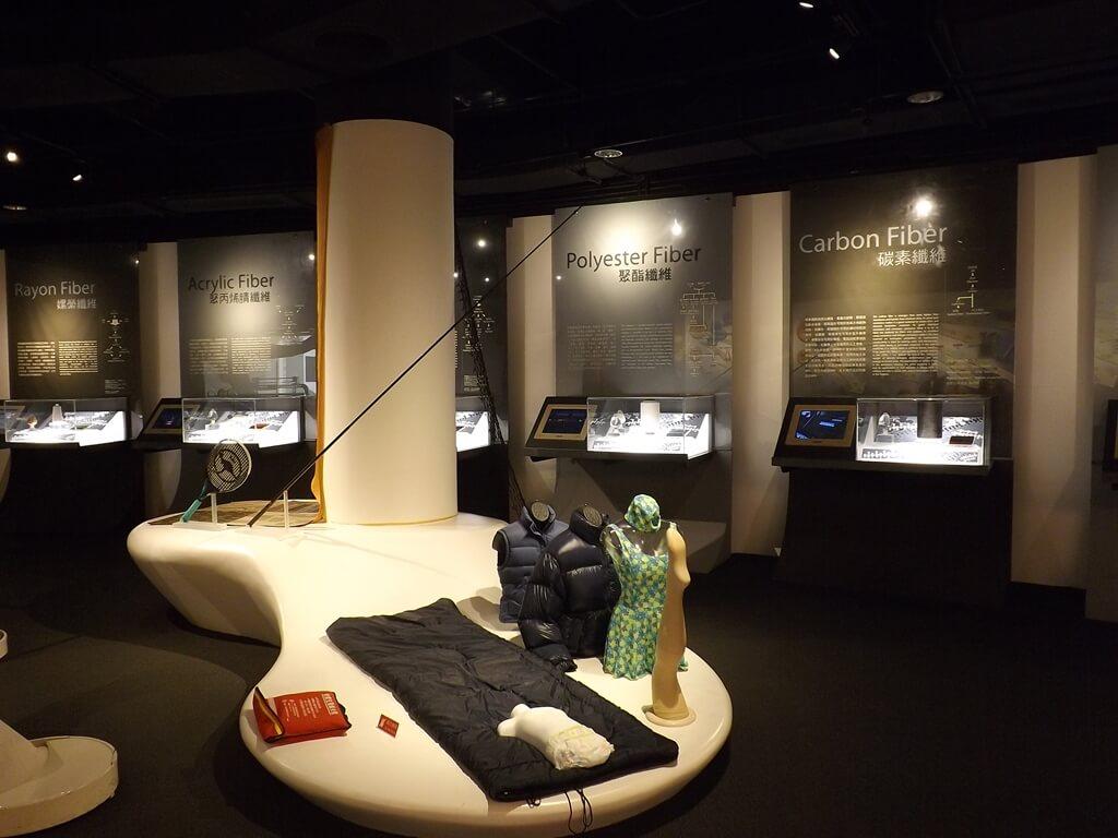 台塑企業文物館的圖片:機能產品展示