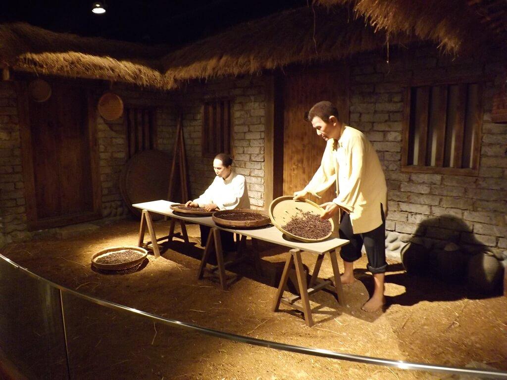 台塑企業文物館的圖片:王家人早年生活寫照