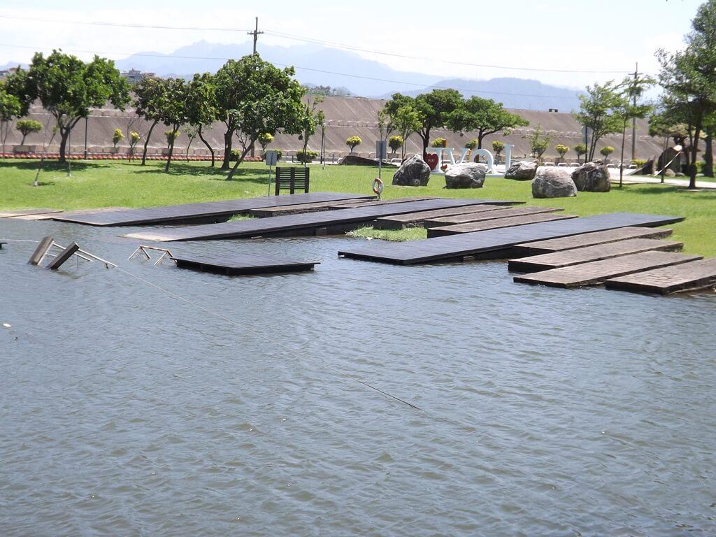 大溪河濱公園的圖片:水岸廣場