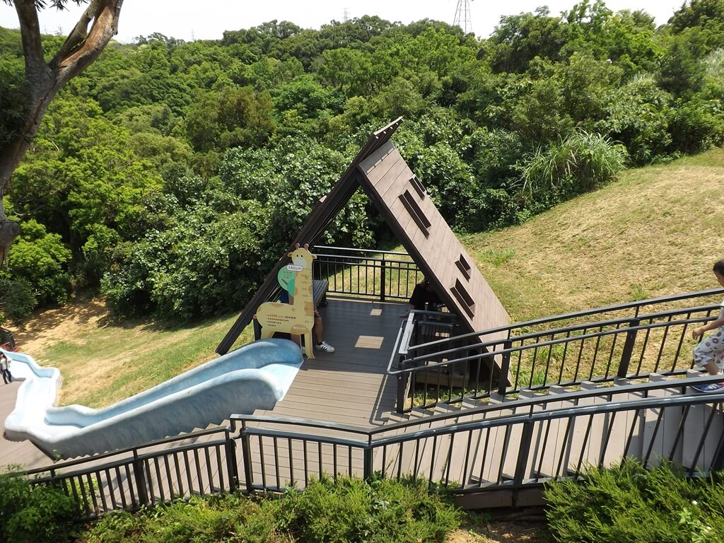 新竹青青草原的圖片:小屋子遮陽區