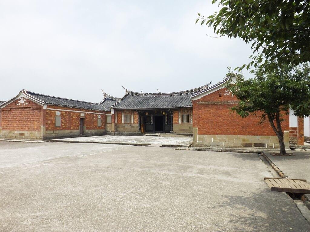 李騰芳古宅的圖片:核心房舍的主體建築