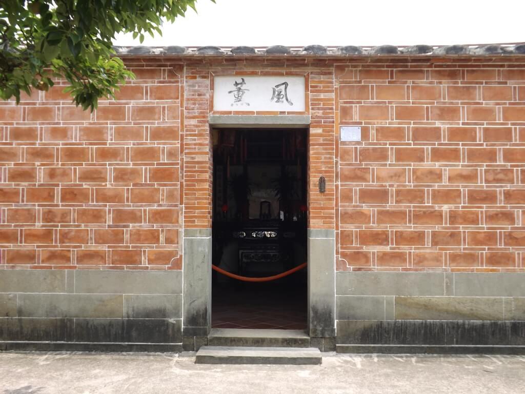 李騰芳古宅的圖片:神明廳