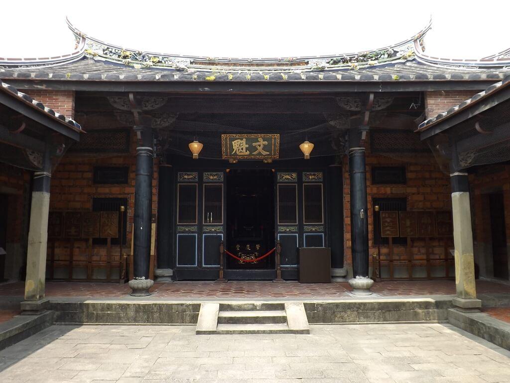 李騰芳古宅的圖片:正廳堂