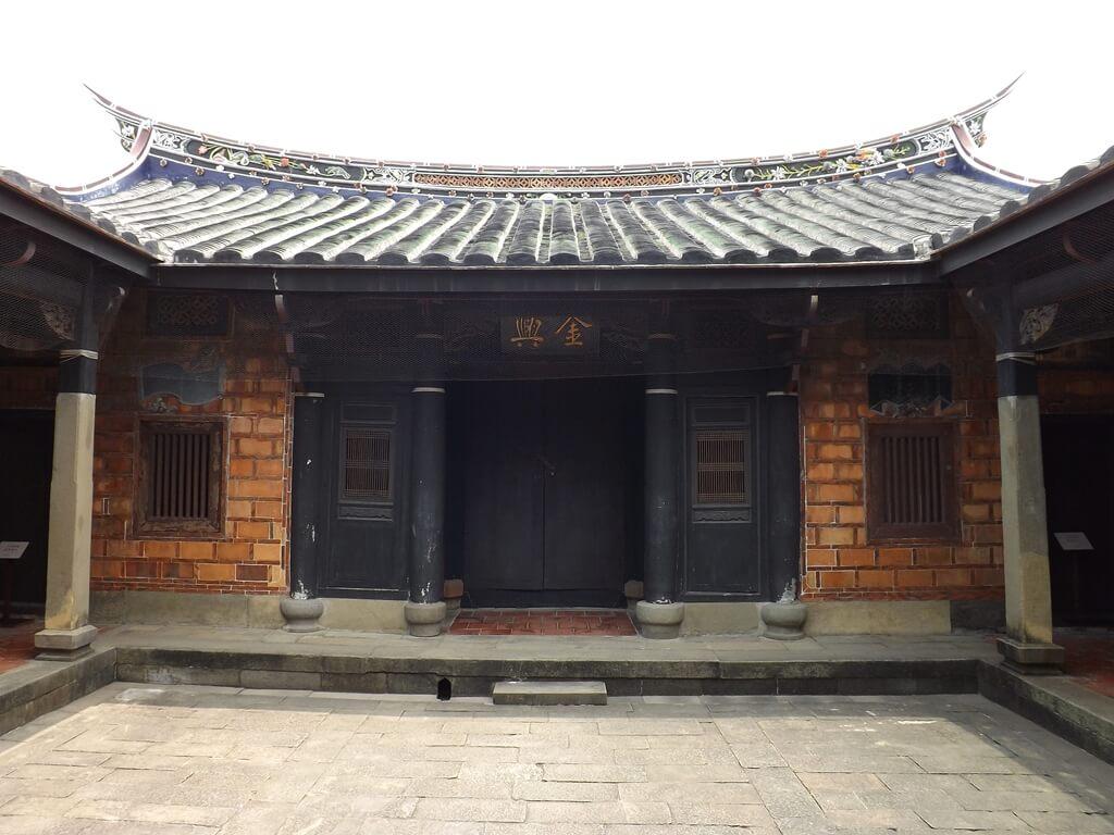 李騰芳古宅的圖片:金興堂