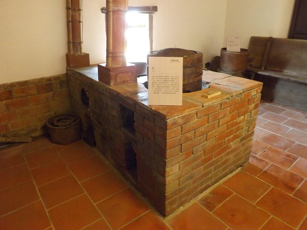 李騰芳古宅的圖片:廚房的大灶
