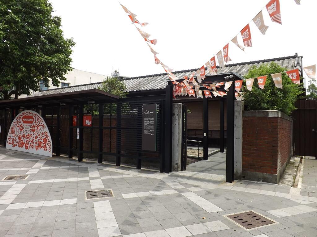 大溪木藝生態博物館的圖片:四連棟
