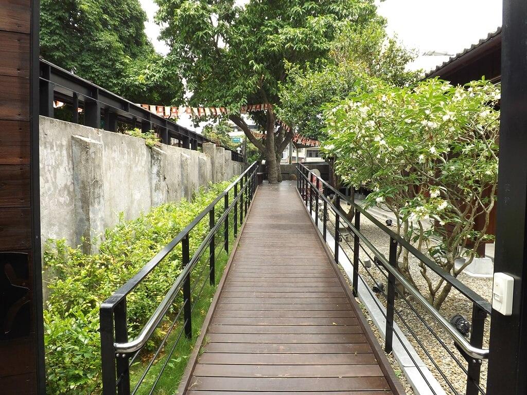 大溪木藝生態博物館的圖片:無障礙走道
