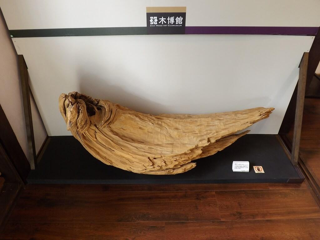 大溪木藝生態博物館的圖片:漂流木展出