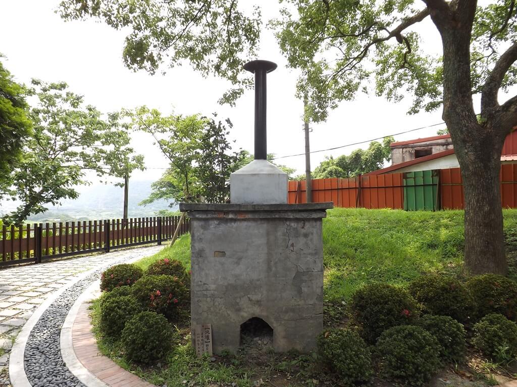 大溪木藝生態博物館的圖片:工藝交流館旁的火爐