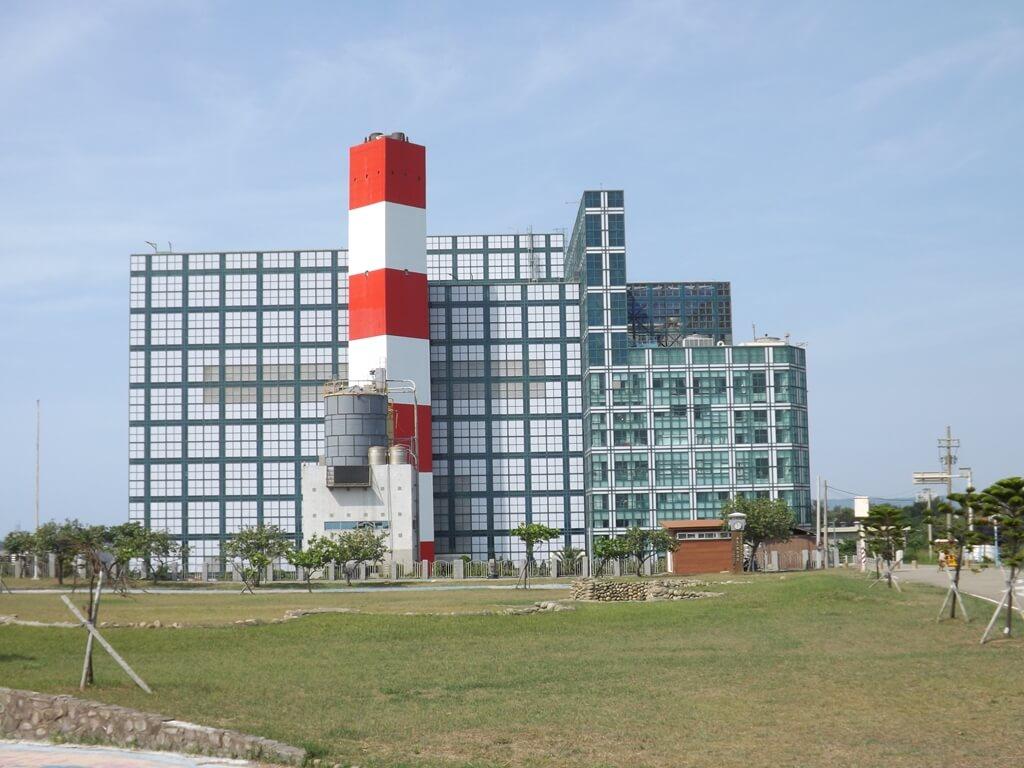 新竹海天一線看海區的圖片:新竹市垃圾資源回收場