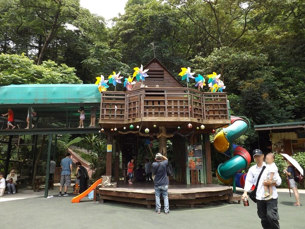 森林鳥花園的圖片:第一層的大樹屋