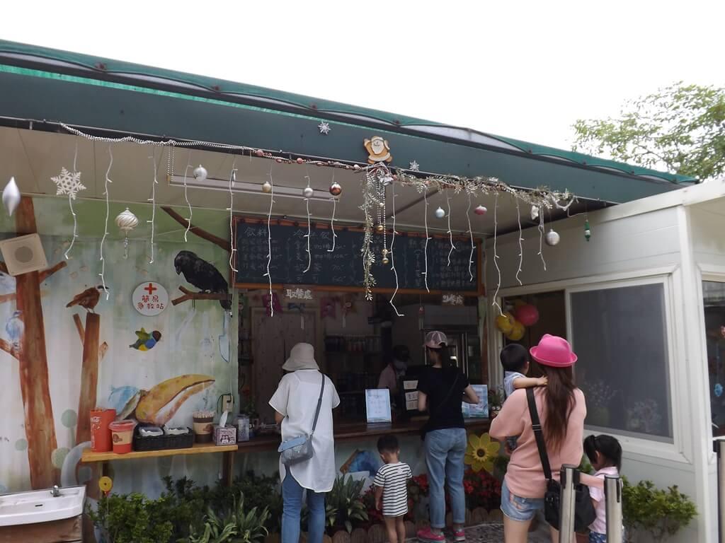森林鳥花園的圖片:第二層的販賣部