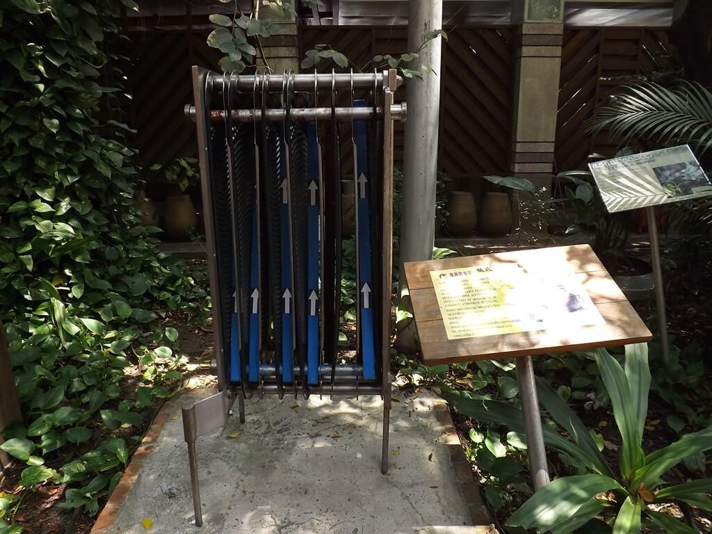 義美食品觀光工廠(義美食品生產.生態.生活廠區)的圖片:板式熱交換器展示