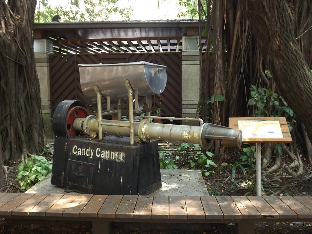 義美食品觀光工廠(義美食品生產.生態.生活廠區)的圖片:芳登糖機 Candy Cannon