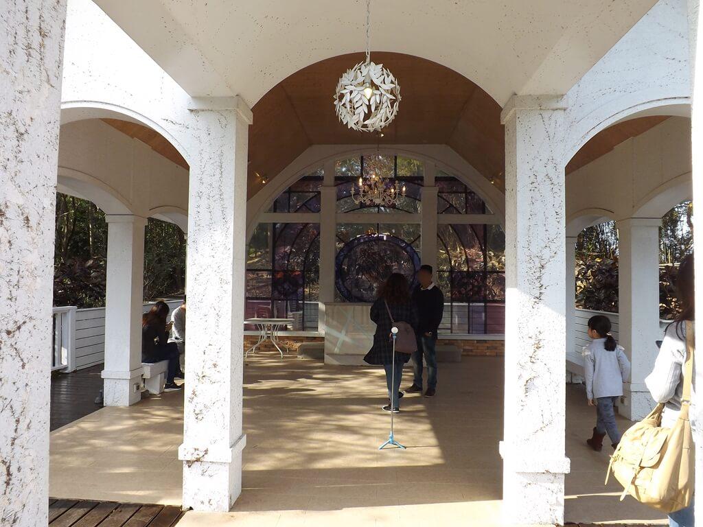 心鮮森林的圖片:聖心堂內是舉辦婚禮與遊客拍照的重要場地
