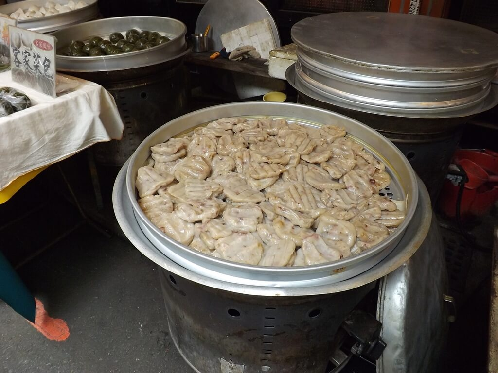 內灣老街的圖片:芋頭粿