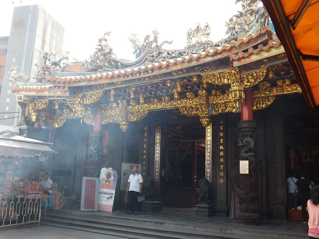 新竹都城隍廟的圖片:新竹城隍廟三川殿