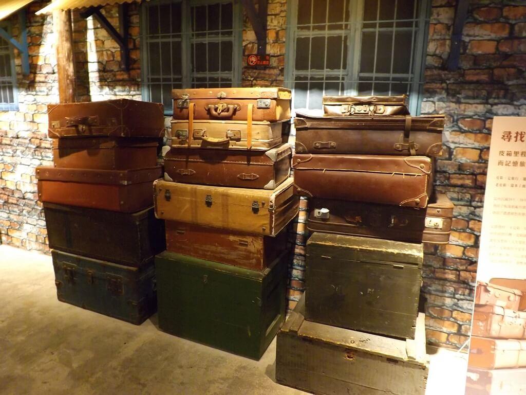 新竹市眷村博物館的圖片:尋找眷村皮箱故事