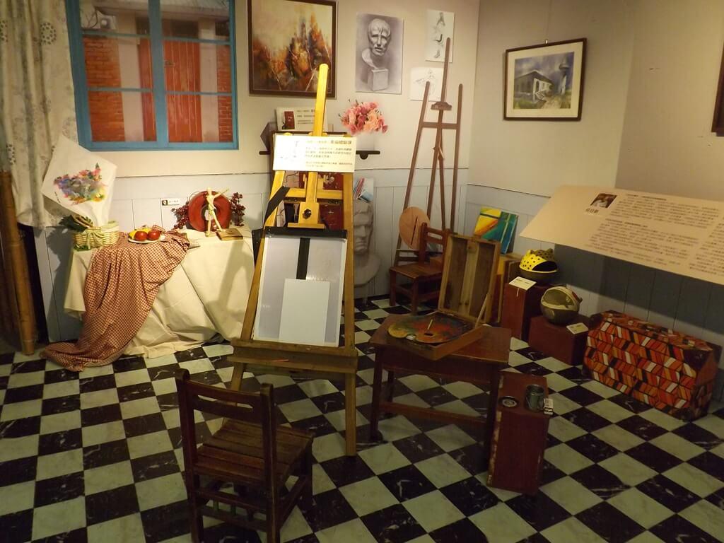 新竹市眷村博物館的圖片:藝術寫生區