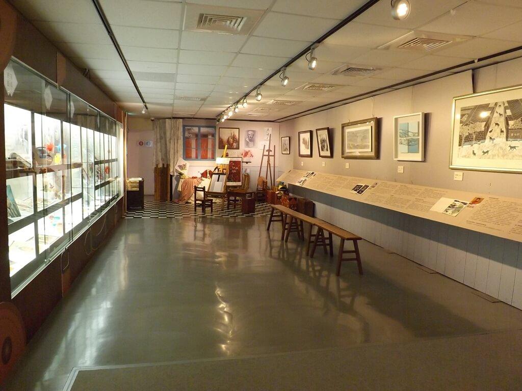 新竹市眷村博物館的圖片:三樓的展區