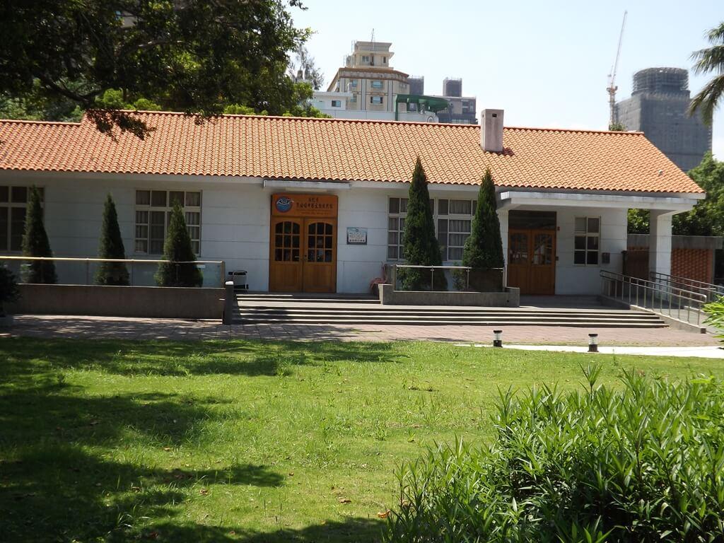 黑蝙蝠中隊文物陳列館的圖片:建築正面及入口