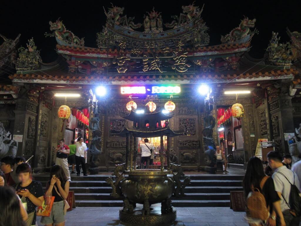 士林夜市的圖片:臺北市士林慈諴宮