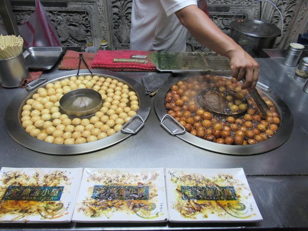 士林夜市的圖片:魚蛋小屋的香港魚蛋