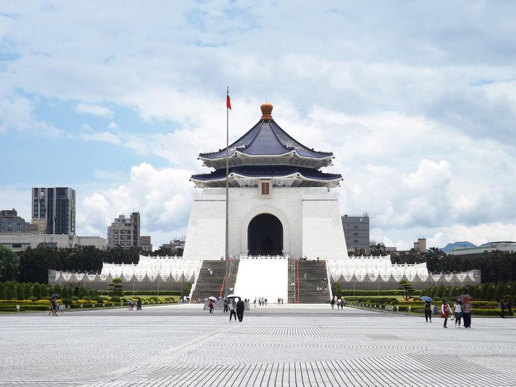 中正紀念堂的圖片:中正紀念堂主體建築正面
