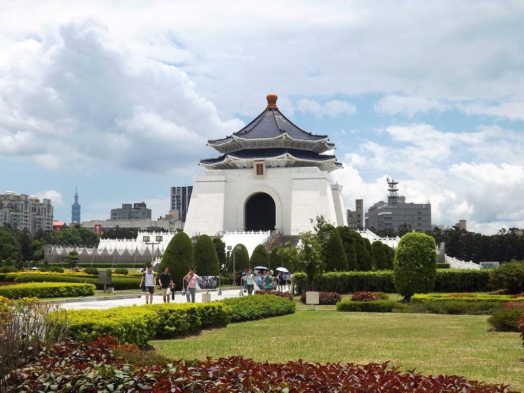 中正紀念堂的圖片:紀念公園及紀念堂主建築