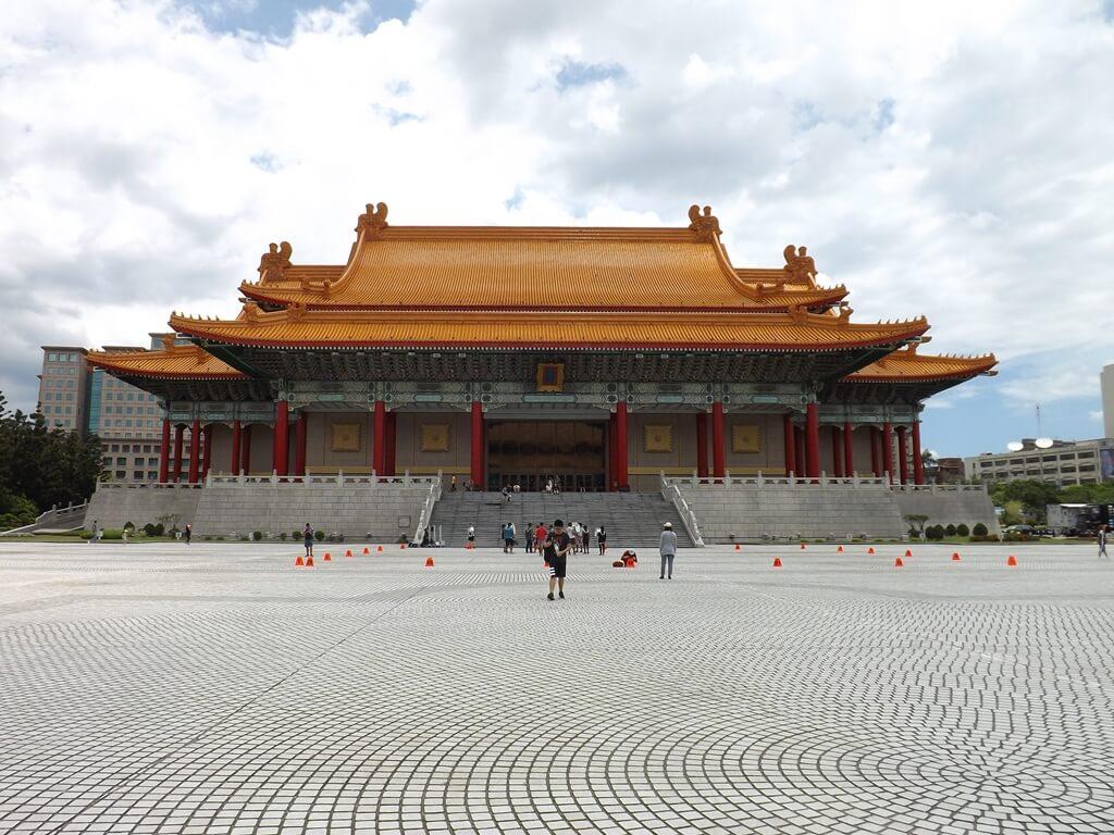 中正紀念堂的圖片:國家音樂廳建築外觀