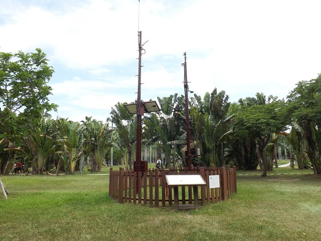 大安森林公園的圖片:中央氣象局地面氣象偵測報系統