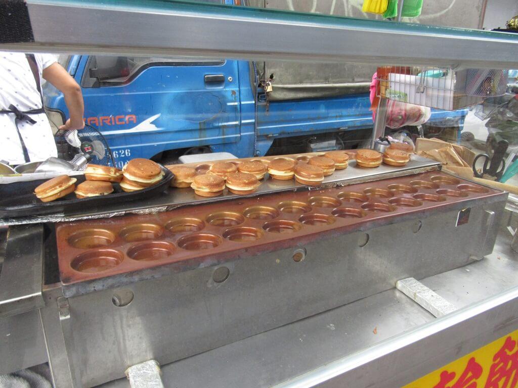 公館夜市(臺北市)的圖片:車輪餅