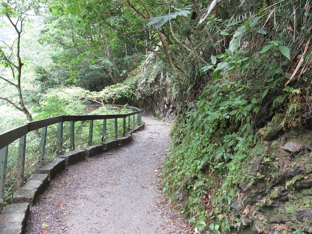 砂卡礑步道(太魯閣國家公園景觀步道)的圖片:步道景緻