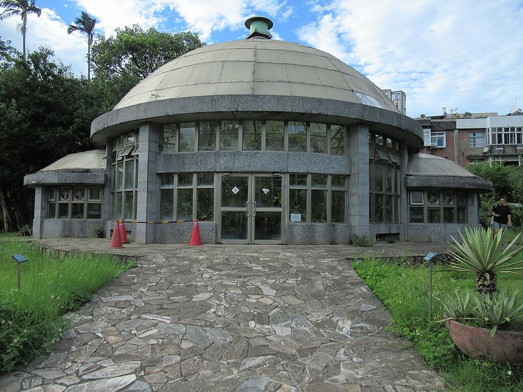 台北植物園的圖片:圓頂溫室建築