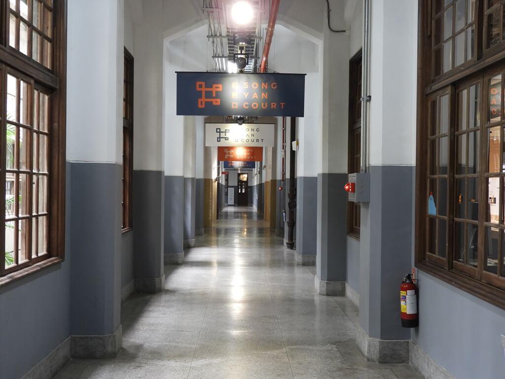 松山文創園區的圖片:松菸走廊(編號123655140)