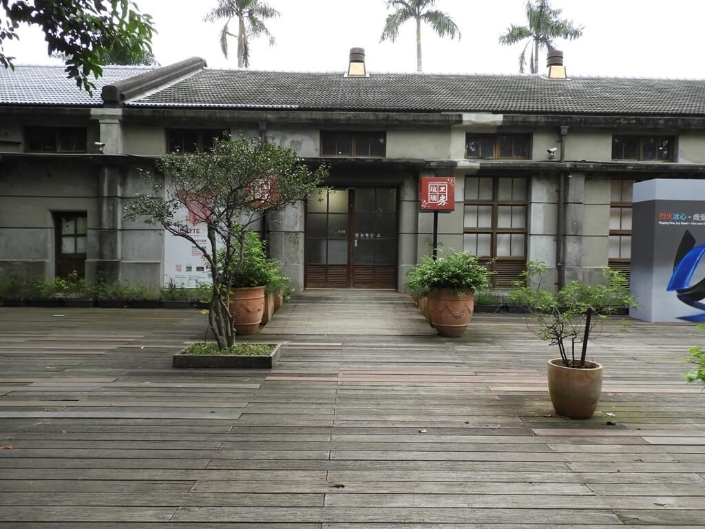 松山文創園區的圖片:琉璃工房入口