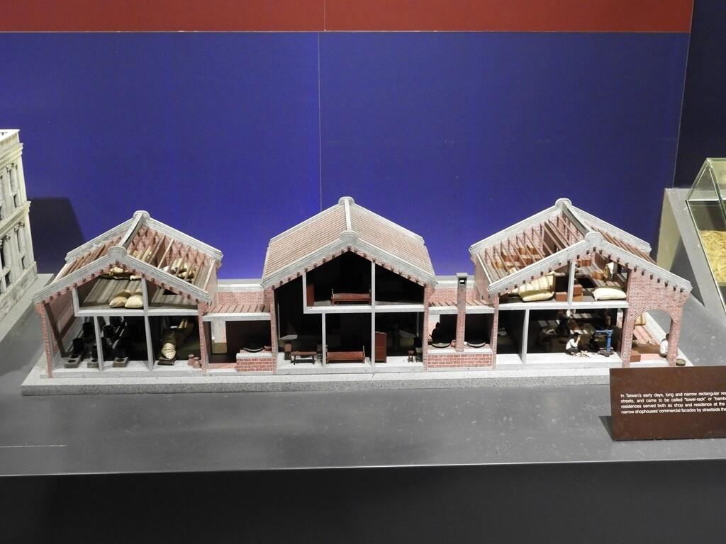 台北探索館的圖片:迪化街茶行模型