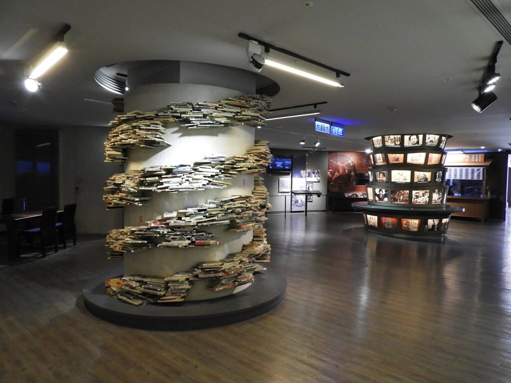 台北探索館的圖片:文藝首都與臺北古蹟展區