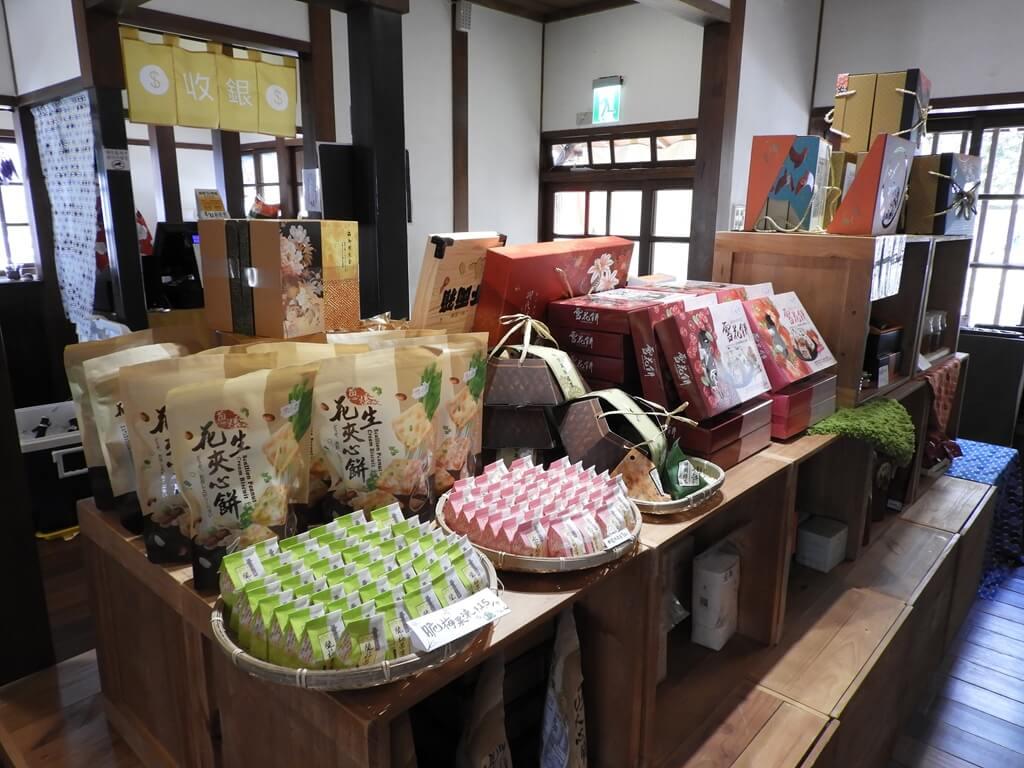 桃園77藝文町的圖片:花生夾心餅、禮盒