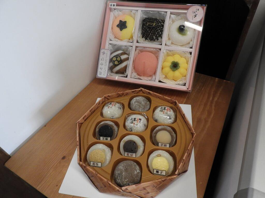 桃園77藝文町的圖片:麻薯禮盒