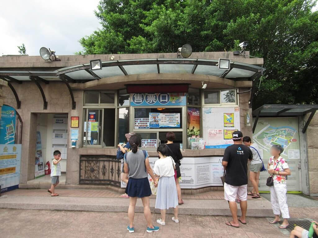 臺北自來水園區(自來水博物館)的圖片:售票口