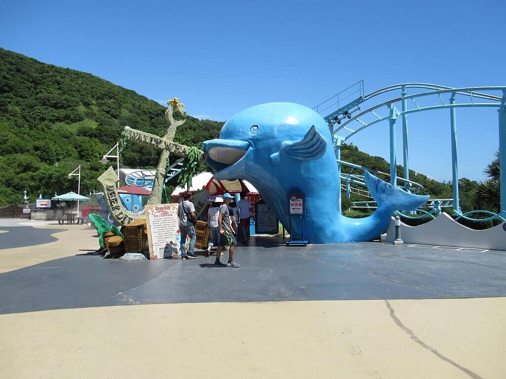 花蓮遠雄海洋公園的圖片:小藍鯨歷險記