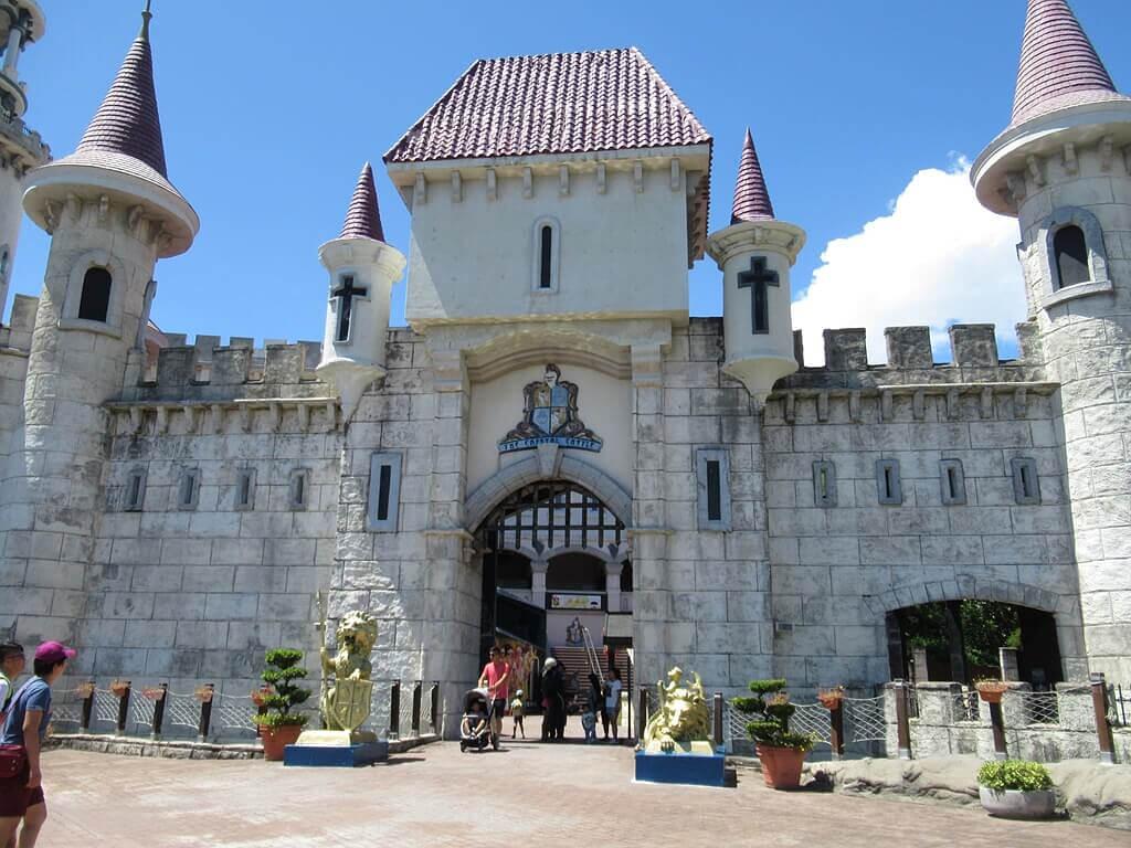 花蓮遠雄海洋公園的圖片:水晶城堡入口