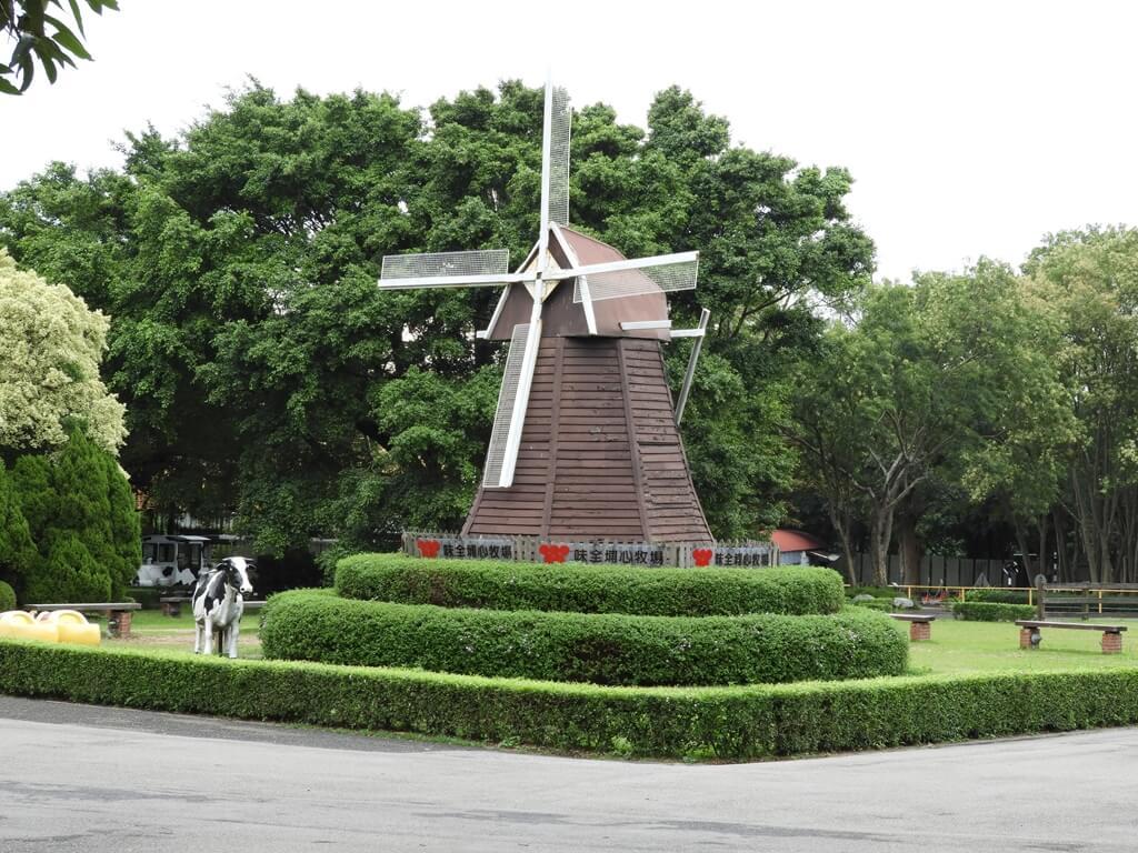 味全埔心牧場的圖片:風車花圃