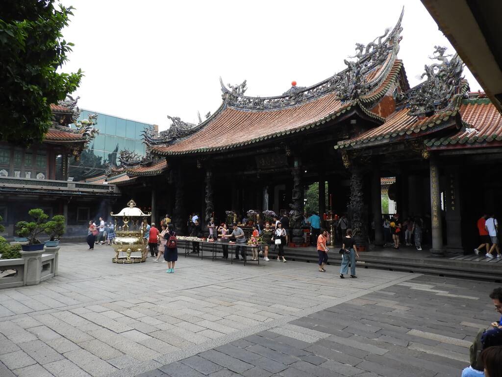 艋舺龍山寺的圖片:三川殿(123655700)