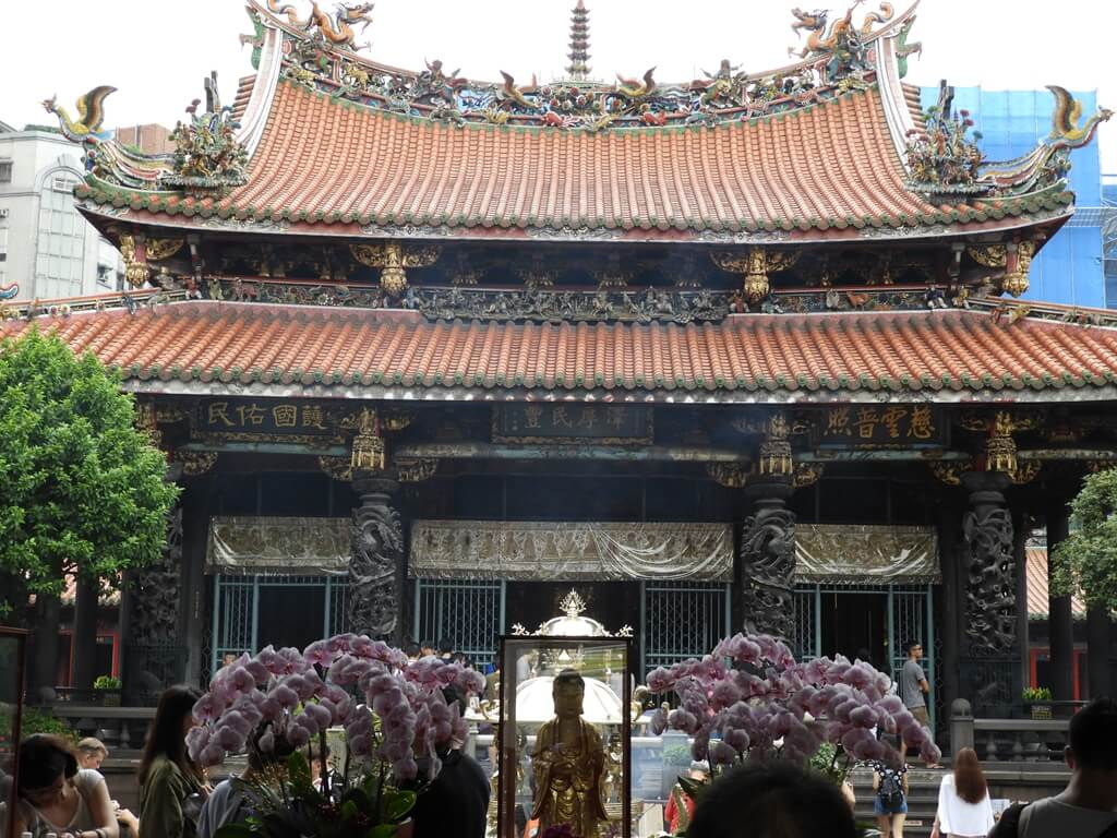 艋舺龍山寺的圖片:艋舺龍山寺中殿(123655706)